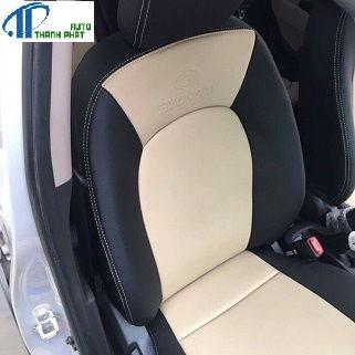 bọc áo ghế xe hyundai grand i10 tại hcm