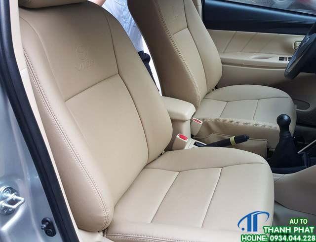 bọc ghế da xe toyota vios tại Quận 12