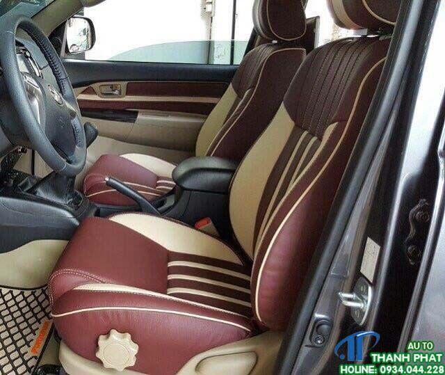 may ghế da xe fortuner 2017