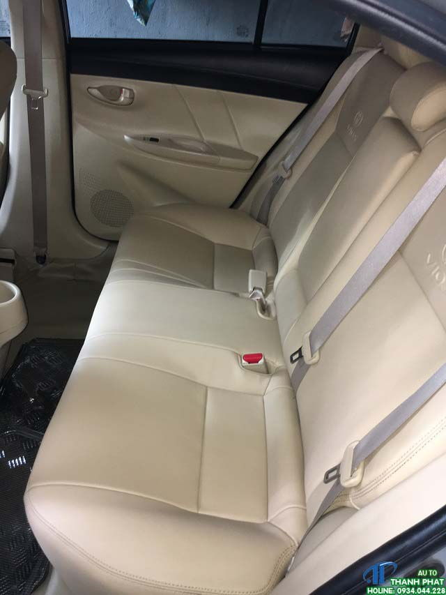 may ghế da xe toyota vios
