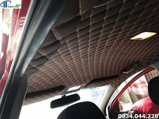 dán trần la phông 5d xe fortuner