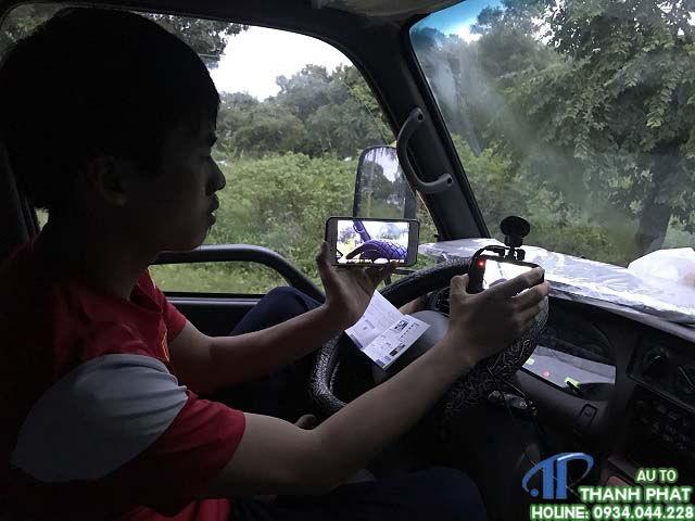 camera hành trình cho xe ô tô