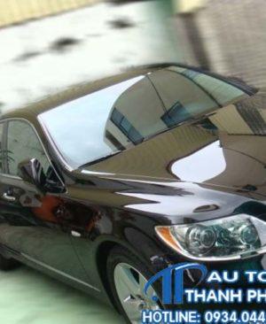 dán phim cách nhiệt cho xe chevrolet colorado