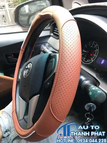 Vỏ bọc tay lái cho xe Kia Carens