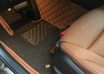 thảm lót sàn 5d cho xe ô tô tại huyện bình chánh