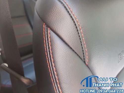 bọc ghế da cho xe Honda City