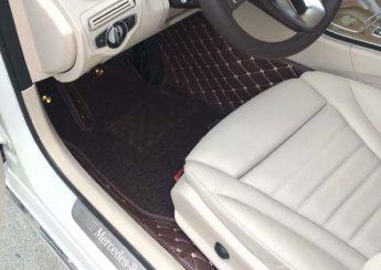 thảm lót chân 5d cho xe ô tô tại quận tân bình