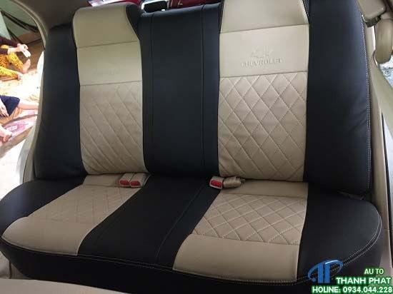bọc ghế da xe aveo