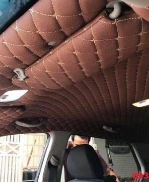 dán trần la phông xe ford escape