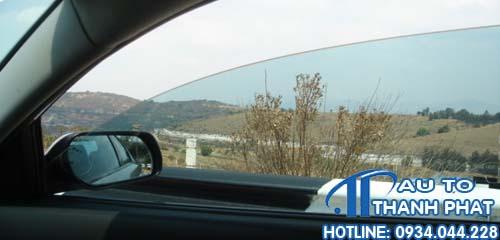 Dán film cách nhiệt cho xe Mercedes S600