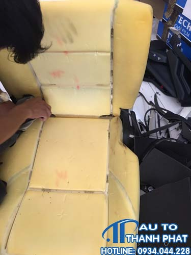 bọc ghế da xe mitsubishi attrage