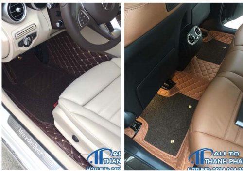 thảm lót sàn 5D cho xe ô tô tại Tính Bình Phước