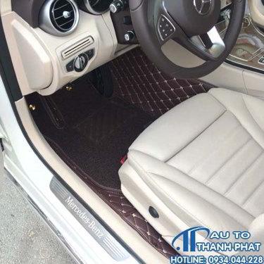 thảm lót sàn 5d cho xe ô tô tại huyện nhà bè