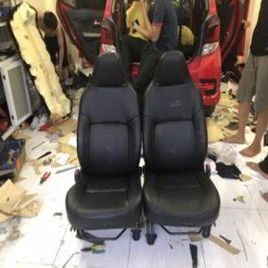 bọc ghế da cho xe toyota wigo