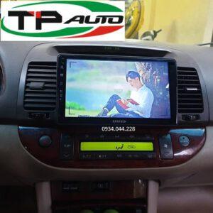 màn hình dvd camry 2004 androi