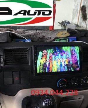 màn hình dvd xe ford transit