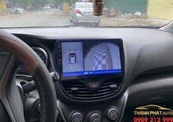 Camera 360 độ DCT xe Vinfast Fadil